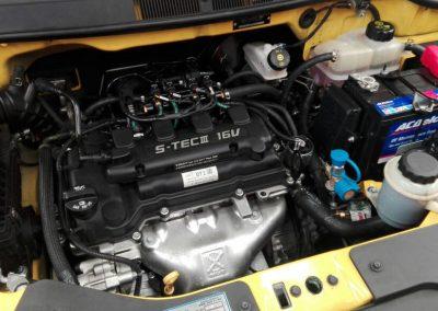 Motor S-TECIII 16V