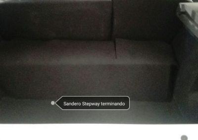 Sandero Stepway terminado