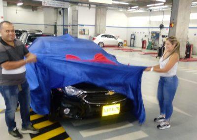 Felices compradores Chevrolet ONIX a GNV 0 km