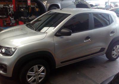 Renault KIWD a GNV