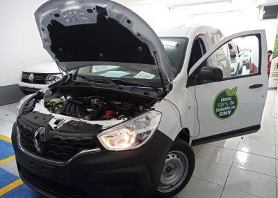 Renault Kangoo - Frente